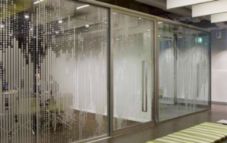 Frosted and Etched Glass Window Film | Avery Dennison | Graphics